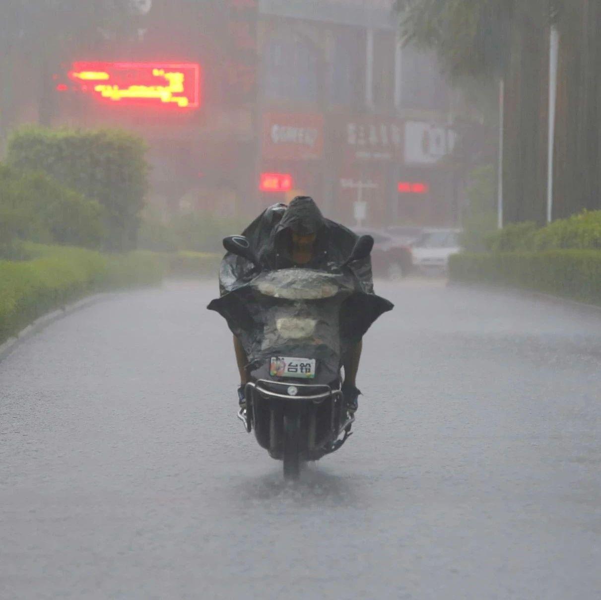 """双台风瞄准广东、福建?广东大规模""""龙舟雨""""已在酝酿!连下十天!"""