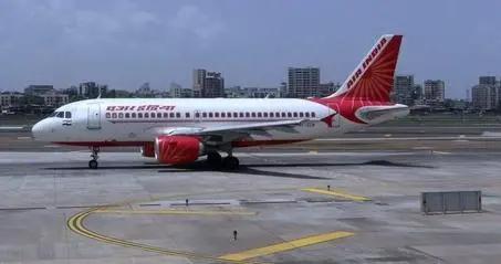 印度疫情重挫航空业 印航执飞孟买至迪拜航班上仅有1名乘客