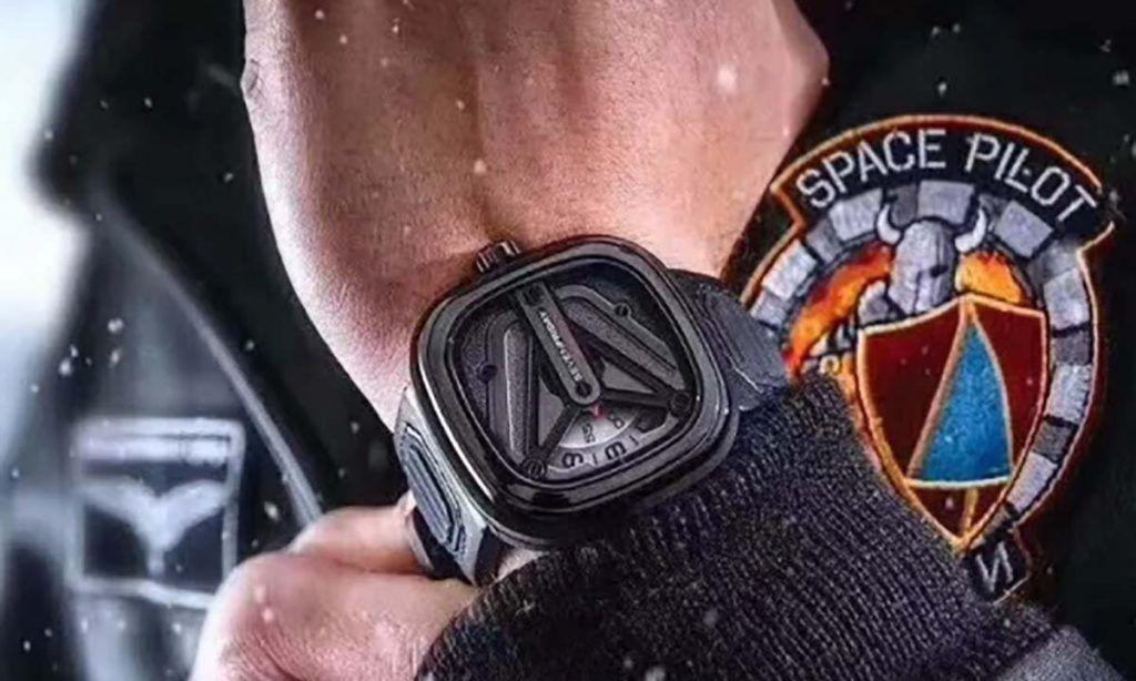 SV厂七个星期五M301对比正品图文品鉴-评测SV厂腕表