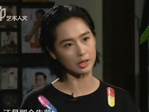 """21年后再看朱茵:庆幸她没做成""""紫霞仙子"""",而是遇到黄贯中"""