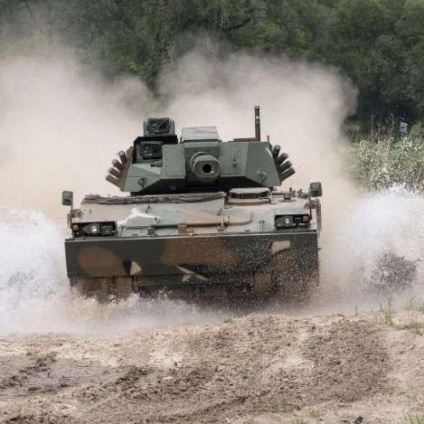 印度将在本土生产韩国轻型坦克