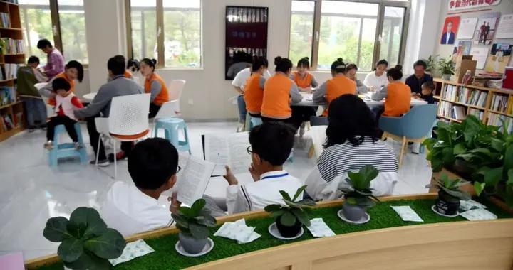彭李街道:党建联建进社区 亲子阅读助成长