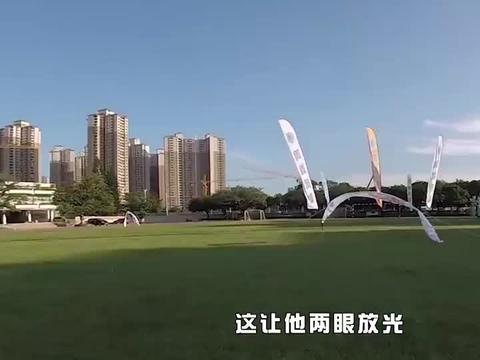 现实版空中骑士,湖南一男子造出飞行摩托,飞行高度能达到3000米