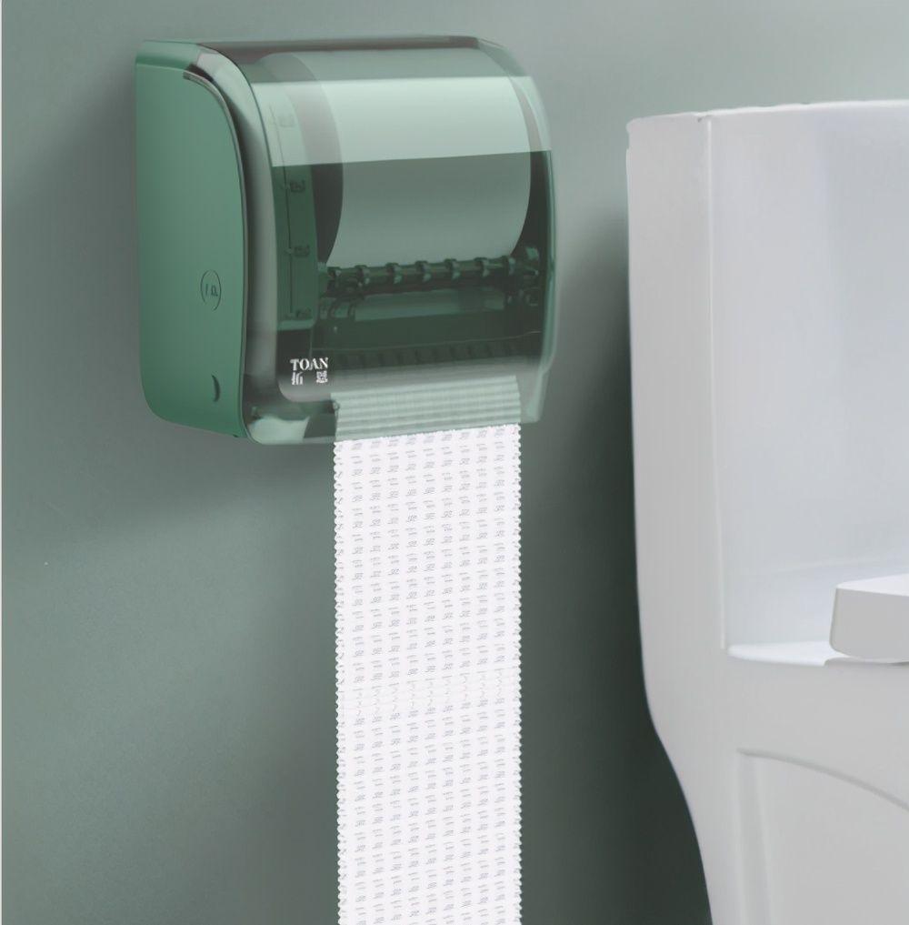 拓恩干湿厕纸一体机,干纸巾秒变湿纸巾
