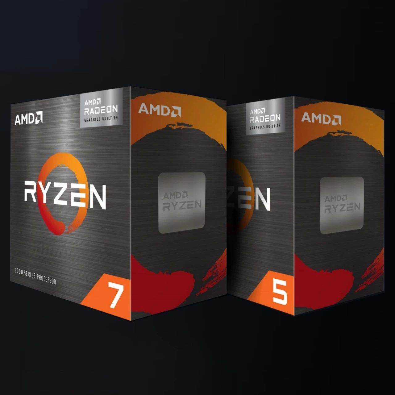 AMD放大招:锐龙5000G零售版、RX 6000M移动版显卡终于来了!