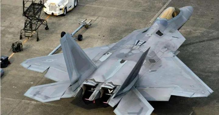F22堪称五代机标杆,出勤率只有50.57%,2030年开始退役?