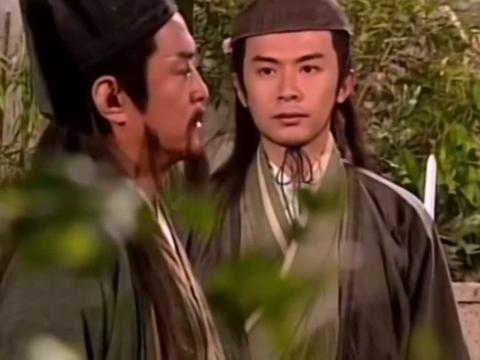 吕颂贤版《笑傲江湖》岳不群收林平之为徒,目的在徒弟的家传剑谱