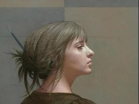 智利具象派画家 罗哈斯 艺术作品欣赏