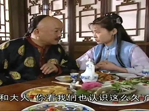 和珅能说出不能贪污的话,这话从他嘴里说出来就别扭!