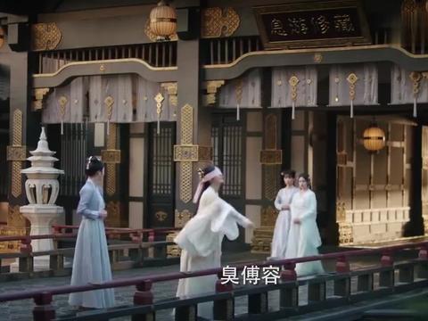 如意芳霏:郡主拿着大剪刀,对着傅容狂剪,徐晋:敢伤我媳妇?