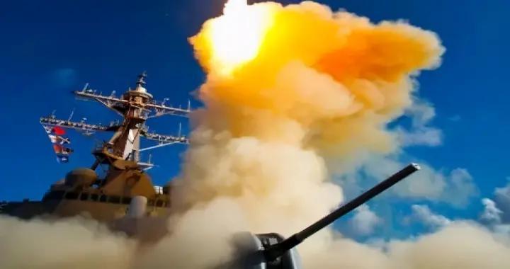 美军宙斯盾失效,2枚舰空导弹打偏,弹道导弹成功破防