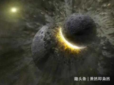 这颗行星在45亿年前撞击地球,被找到了?科学家:或许在地球内部
