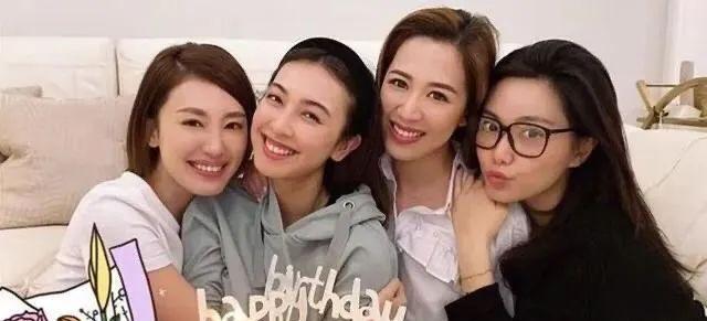 32岁TVB前力捧小花朱千雪,久违现身电视城,做律师有机会愿拍剧