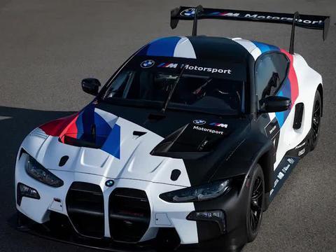 宝马M4 GT3赛车亮相 购买价格为净价 415, 000 欧元