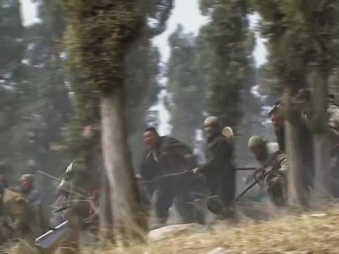 宋军与梁山战斗一触即发,好汉们在阵中,杀了个有出有回