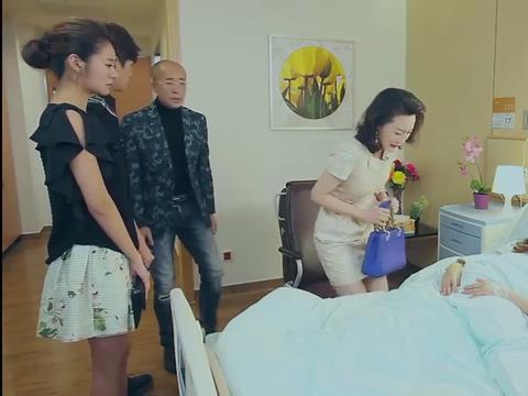 娜娜淋巴癌时间不多,为女儿富太下跪求婚,女总裁哭着离开!