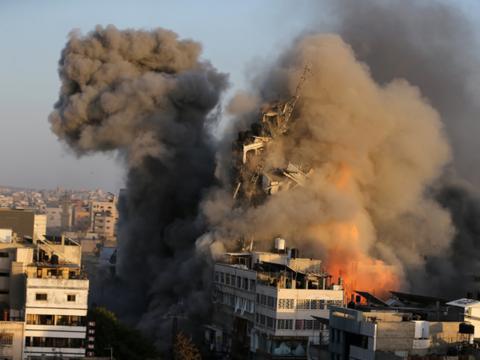 以军斩首哈马斯高官:6把大刀片精确命中目标,活活被绞成碎肉