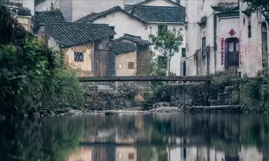 浙江千岛湖畔的古村,比宏村西递更真实,人少景美还不要门票