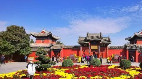 太昊陵收入全部归淮阳区,在市级层面有更好的发展