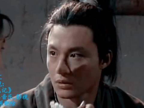 《倚天屠龙记》插曲,当马景涛遇上28岁的周海媚,惊艳了多少时光