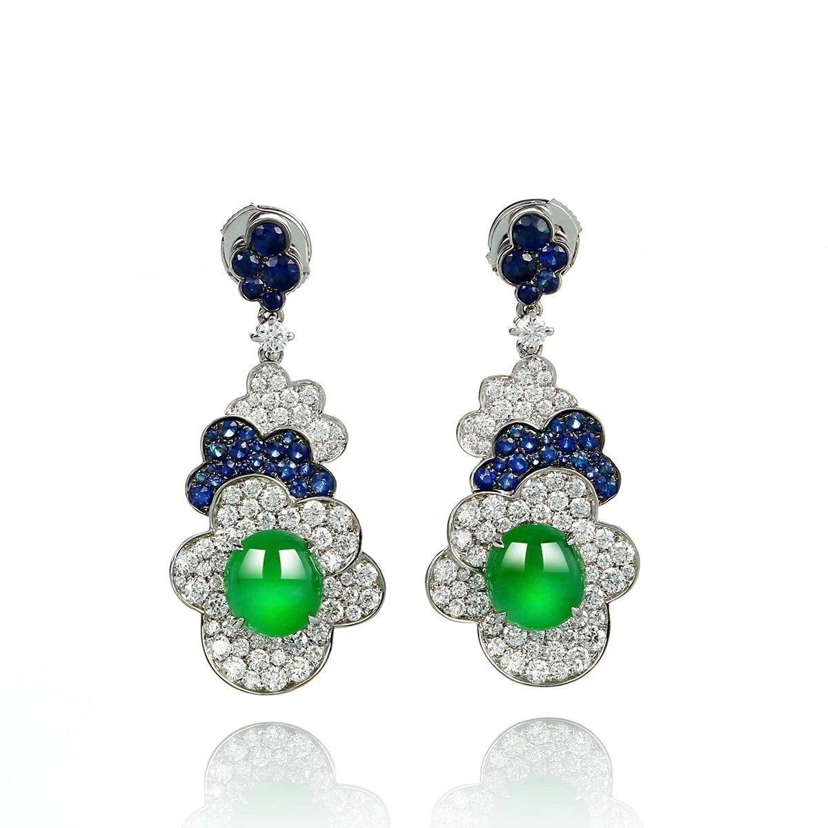 当代设计珠宝拍卖专场,甄选106件国风作品,火热来袭