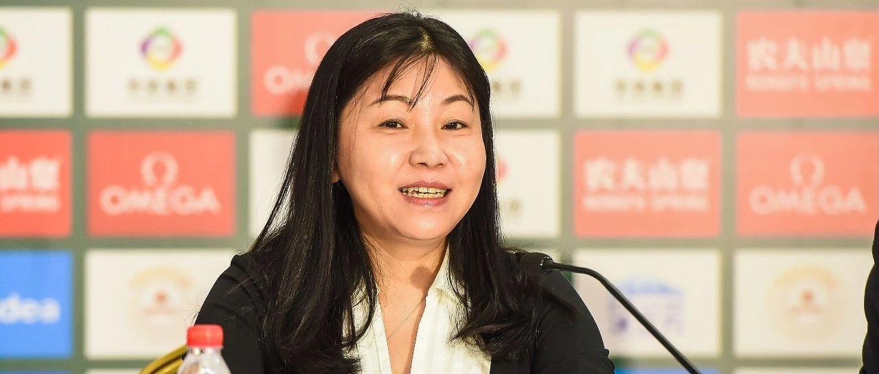 奥运冠军周继红,当选国际泳联副主席