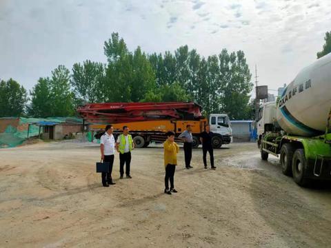 南郑分局助力省生态环境保护督察组交办信访件办理质量