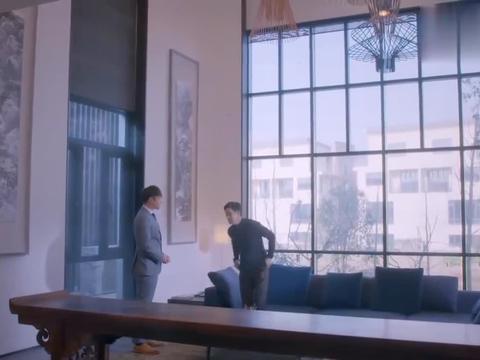 克拉恋人:萧亮和父亲谈话,向父亲解释高雯的事,父亲提醒萧亮