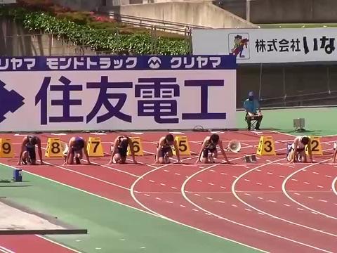 日本男子百米短跑刷新国内纪录 苏炳添亚洲遇强手