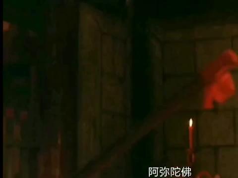 五郎在清凉寺苦练成八卦棍法,刘家辉 ,经典 ,五郎八卦棍