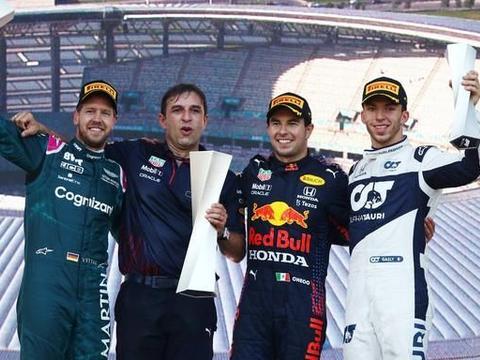 F1阿塞拜疆站:佩雷兹戏剧性夺分站冠军,一个原因导致末段大混战