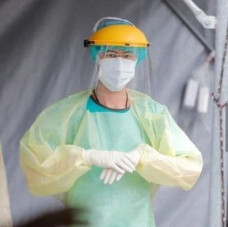 疫情中遭遇暴力、歧视对待 台湾医护人员出现离职潮
