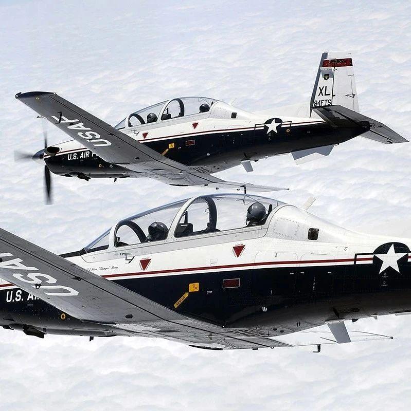 美军将对越南出售T-6教练机 助其改善飞行员训练
