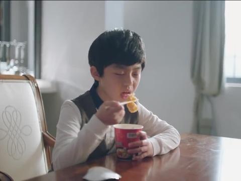 不是机器人啊8:金明奎吃饭谈论小时候,泡面不熟,刮胡子刮出血
