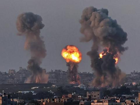 以色列盟友名单出炉,印度一看没有自己慌了:声援哈马斯的,严惩