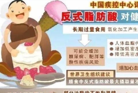 """夏天,这4类食物要少吃,反式脂肪酸""""超标"""",为了健康请管住嘴"""