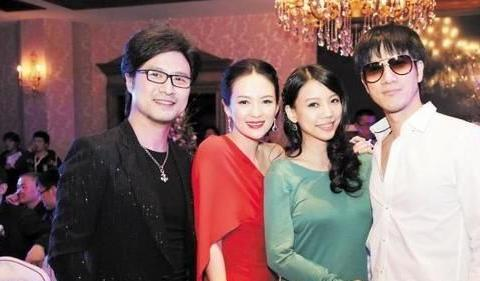 王力宏妻子李靓蕾,打扮起来颜值也不输女明星吧?