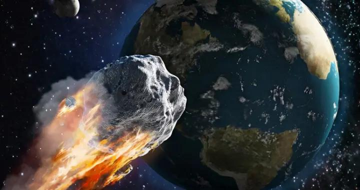 地球躲过一劫,小行星在地中海上空坠入大气层,爆炸规模堪比核弹