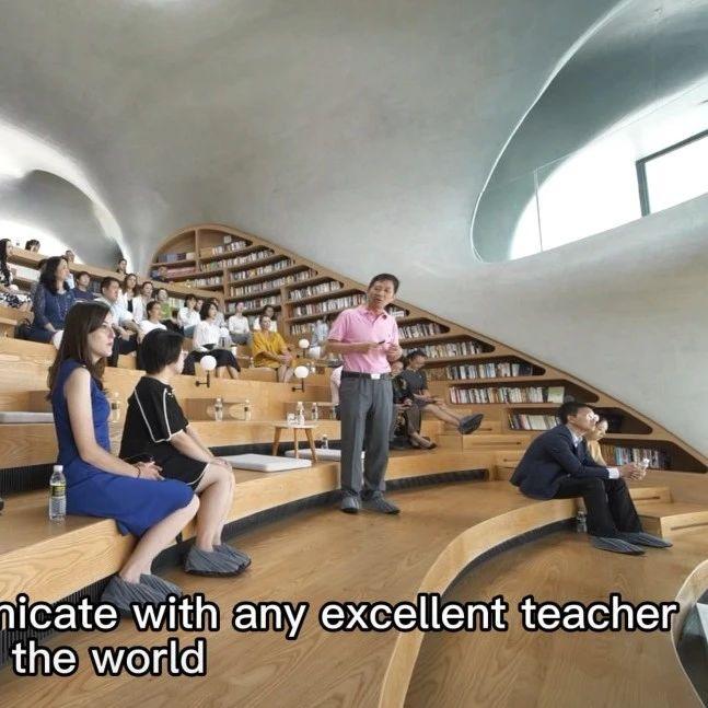 洞见Insight   iSchool校长秦建云:与世界对话,科技与传统文化底色并存的未来学校