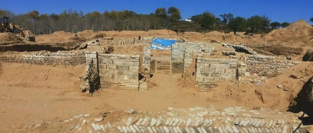 """最新考古发现!榆林发现明代长城城堡""""清平堡""""遗址"""