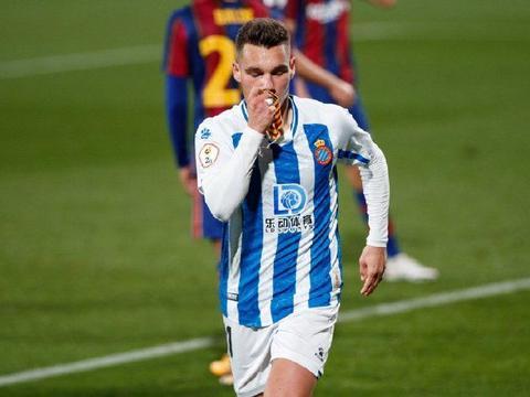 世体:巴萨B队签下西班牙人B队22岁右边锋朱特尔格