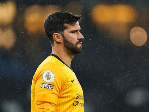 罗宾逊:利物浦提前与阿利森谈续约很明智,他的作用不可估量