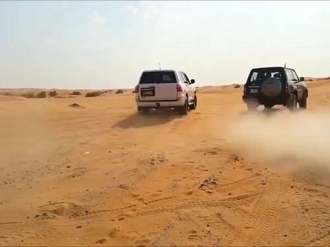 沙漠王相争, 对比丰田陆巡 VS 日产途乐, 谁才是优胜者!