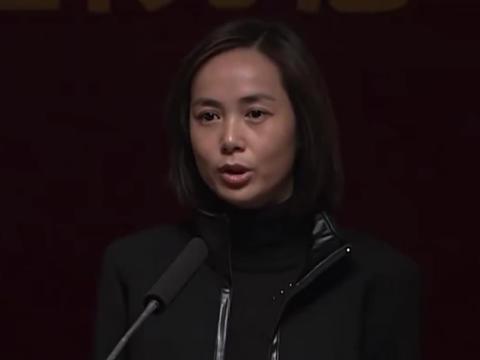 大结局:蒋雯丽上台演讲,讲了一个寓言故事,说透了婚姻!