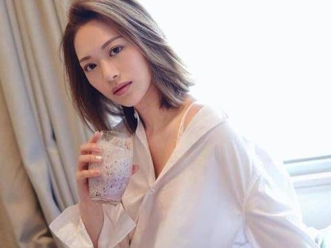 被曝将公司赞助鲍鱼打包带走,TVB小花冯盈盈不觉有错:为了环保