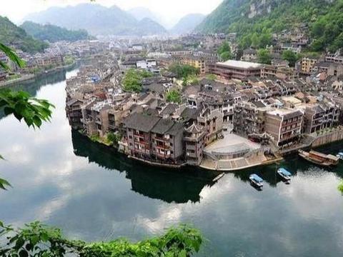 贵州有座千年古镇,景色媲美凤凰古城,如今正在逐渐走红