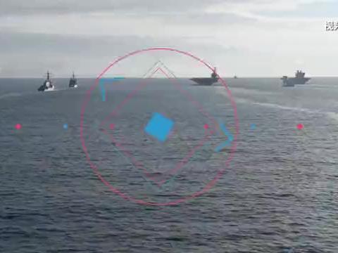英国海军倾巢出动 东拼西凑的航母编队战力如何