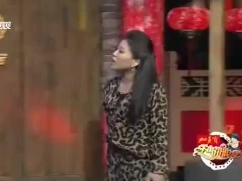 田娃爆笑小品《钉子》,田娃整蛊女搭档,被赵本山批评不够绅士