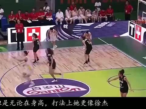 女篮身高最矮的球员,仅仅168cm,却是中国女篮支柱!