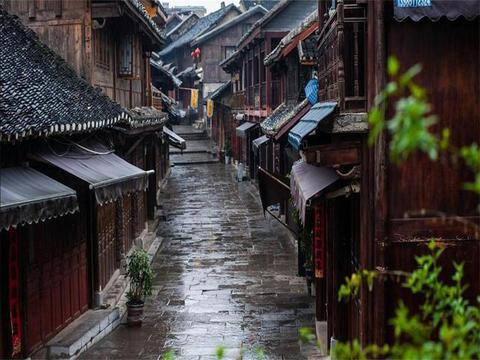 贵阳有一热门景点,被称为最有魅力的城市,古城原本是土城